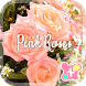 icon & wallpaper-Pink Roses- by [+]HOME by Ateam