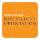 Pitzer 2017 Orientation
