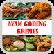 Resep Ayam Goreng Kremes by Tutidev