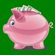 Piggy Bank by Clockwork Shark Studios