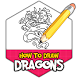 How to Draw Dragons 2017 by JalurGaza