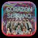 Corazon Serrano Música Letras by krMndXZ