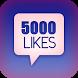 5000 Likes Simulator by Zahtik