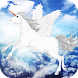 Unicorn Sky World by Addicting games