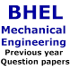 Previous Q.set BHEL Mechanical by OM ASHISH KUMAR