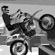 Pixel mini motocross by dzbz