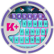 Keyboard New Year by BestKeyboardThemes