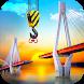 Construction Trucks: Bridge Building Simulator