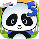 Panda 5th Grade Learning Games by Family Play ltd