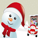 santa claus car crash game by Amr Tolba