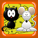 Cat and Mouse Maze Puzzle by Rudie Ekkelenkamp
