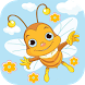 Honey Bee Adventure game by Amr Tolba