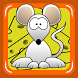 Mouse Cheese Quest Cat Maze by Rudie Ekkelenkamp