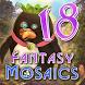 Fantasy Mosaics 18: Explore New Colors by Andy Jurko