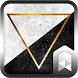 Half Triangle Launcher theme by SK techx for themes