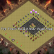 Top Town Hall 8 War Base Map by ZahraStudio