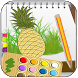 Learn to draw fruits by YahmanDeveloper