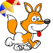 Animals: Kids Coloring Book by Cool & Fun Games