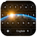 Planet Earth Keyboard Theme by Keyboard Theme Factory