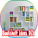 DIY bookshelf Ideas by RayaAndro27