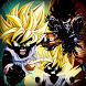 Dragon Fight Shadow: The Legend Goku by Breakappbest