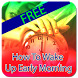 How To Wake Up Early Morning by InfoAppy