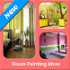 Room Painting Ideas by DIY GX Studio