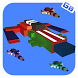 Hovercraft Race Takedown by Gamebread