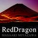 RedDragon LIVE WALLPAPER by M-UP, inc.
