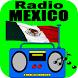 Radios de Mexico by Descargar App AHORA