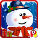 Snowman dress up Salon spa by Play Ink Studio