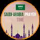 Saudi Arabia Prayer Times by Islam WH Creative