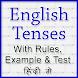 Tenses Hindi English by Gyan Badaye