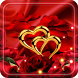 Valentine Roses by Live Wallpaper Exellent