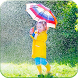 Rain Photo Frame by Sky Studio App