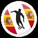 Spain Football League. La Liga by Football Leagues