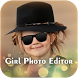 Girls Photo Editor by Paint Art