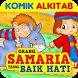 Komik Alkitab Org Samaria Baik by Sevensoft
