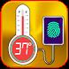 Finger Body Temperature Prank 2017 by BTF,Dev,Co,LTD