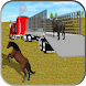 Animal Transporter Truck Simulator