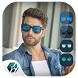 Men Sunglasses Photo Editor by CHLAB