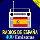 400 Internet Radio Stations in Spain