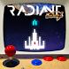 Radiant Galaga by Luis Medel