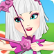 Archery Ever After Girls Dress Up Avatar Maker by GlitchGameStudio