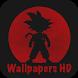 Cool Goku DB Wallpapers HD by ArtWall Studio