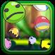 Egg Shooter Bubble 2018 - Dino Eggs Shooter