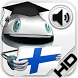 Finnish Verbs HD LearnBots by iEdutainments