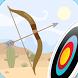 Indian Archery by Boris J