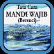 Mandi Wajib dan Sunnah Lengkap by TuriPutihStudio
