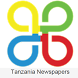 Tanzania Newspaper Site List by Dashu App